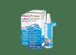 Artelac Complete, Rebalance y Splash