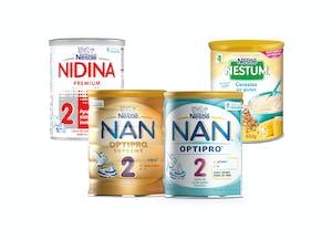 NAN, NIDINA & NESTUM