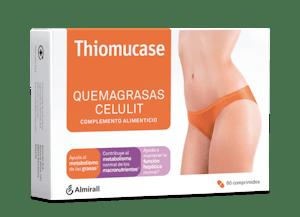 Thiomucase Quemagrasas Celulit