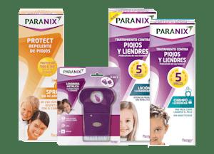 Paranix Antipiojos