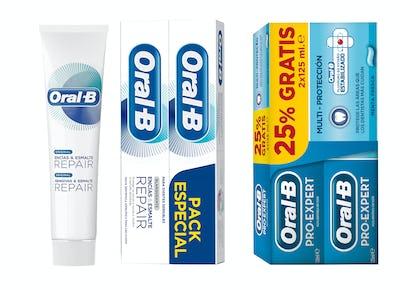 Dentífricos Oral B
