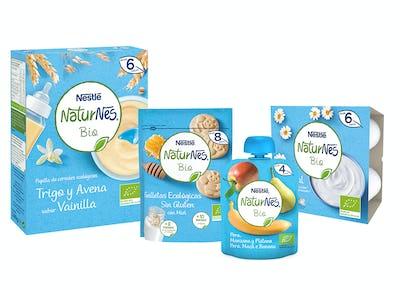 Sorteo Nestlé Naturnes
