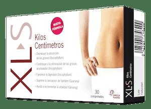 XLS Kilos CM