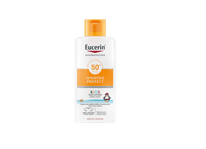 Eucerin Sun Loción Infantil SPF50