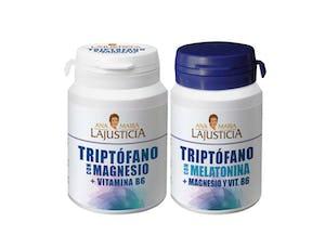 Triptófano con Magnesio