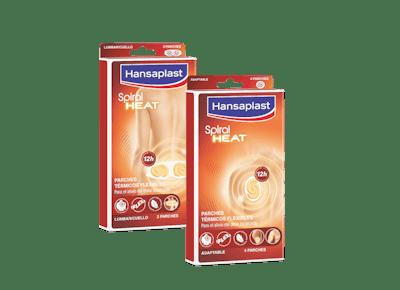 Hansaplast Spiral Heat