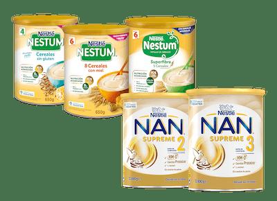 NAN Supreme & Nestum