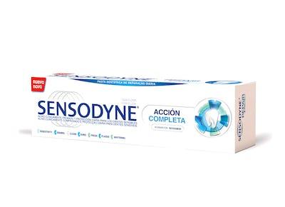 Sensodyne pastas dentífricas